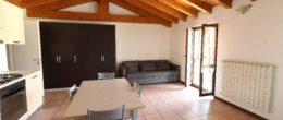 Monolocale arredato in affitto a Rovato ( AFM30 )
