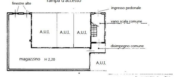 Magazzino/cantina in vendita a Provaglio d'Iseo ( CT2 )