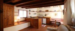 Bilocale arredato con soppalco in affitto a Provaglio d'Iseo ( AFM29 )