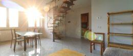 Ampio trilocale arredato in affitto a Corte Franca ( AFT178 )