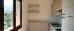 Ampio bilocale arredato in affitto a Corte Franca ( AFB164 )