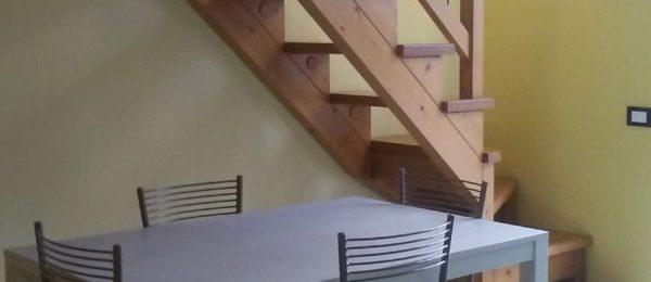 Grazioso bilocale con soppalco in affitto a Gandosso ( AFB224 )