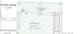 Negozio/ufficio con vetrina a Corte Franca (N14)