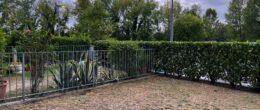 Bilocale con giardino in vendita a Clusane (AFB226)
