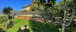 Trilocale con terrazza e giardino in vendita a Monticelli Brusati ( T248 )